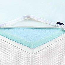 Inofia Sleep Mattress Topper, Gel Memory Foam