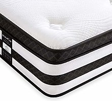 Inofia Sleep Single Mattress, 3FT Memory Foam