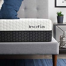 Inofia Soft Firm Mattress (100 x 200 cm)