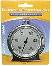 Inovalley Oven Thermometer 0+300 Blister Pack