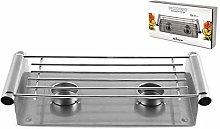 Inoxpran 9397600 2F Food Warmer 30 x 15 cm