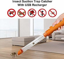 Insect Catcher Handheld Outdoors Spider Bug Trap