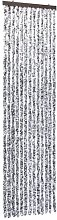Insect Chenille Blackout Door Curtain Symple Stuff