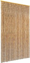 Insect Door Curtain Bamboo 120x220 cm
