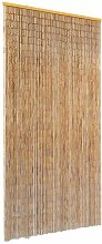Insect Door Curtain Bamboo 90x220 cm
