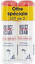 Insect Ecran Skin Repellent Special Tropic 2 x 75ml