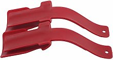 INSEET 2pcs Portable Lazy Shoe Helper Shoe Horn