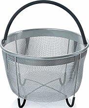 Insert Basket 6Qt Steamer Basket Stainless Steel