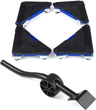 Insma - 5pcs Furniture Slider Lifter Movers Tool