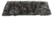 Insma - Faux Sheepskin Wool Soft Rug Long Hair