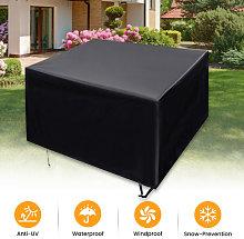 Insma - Tablecloth Cover Size 130 * 130 * 74cm