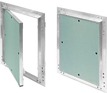 Inspection Flap GK Insert 150x200mm Plasterboard