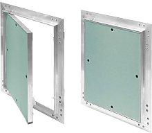 Inspection Flap GK Insert 300x300mm Plasterboard