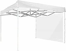 Instant Canopy Tent with Side Wall, 118.11x78.74
