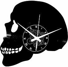 Instant Karma Clocks Vinyl Disc Wall Clock Metal