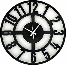Instant Karma Clocks Wall Clock Large-40x40cm