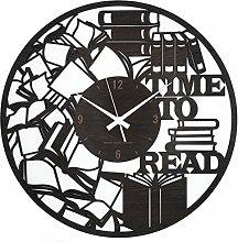 Instant Karma Clocks Wall Clock Large 40x40cm Time