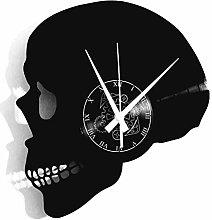 Instant Karma Clocks Wall Clock Vinyl Metal Punk