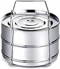 Instant Pot Accessories, Steamer Insert Pans for