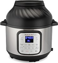 Instant Pot Duo Crisp 6 Multi Pressure Cooker And
