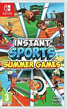 Instant Sports: Summer Games Nintendo Switch Game