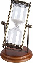 INSTO 15 Minutes Rotating Sand Timer Hourglass