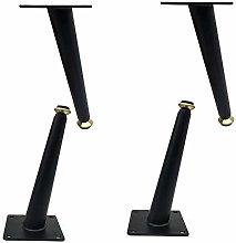 INSTO 4Pcs Adjustable Furniture Legs, Sofa Support