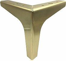 INSTO 4Pcs Metal Furniture Feet, Sofa Support