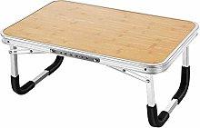 INSTO Computer Desk Adjustable Folding Portable