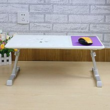 INSTO Laptop Table Computer Desk Bed Table Folding