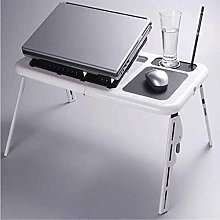 INSTO Laptop Table Portable Folding Computer Desk