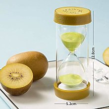 INSTO Sand Timers 5/10/15/30 Minutes Fruit