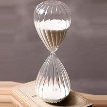 INSTO Sand Timers 60 Minutes Striped Glass