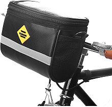 Insulated Bicycle Handlebar Cooler Bag Waterproof