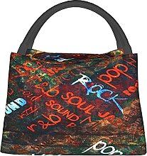 Insulated Cooler Bag Grocery Thermal Tote