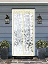 Insulated Door Curtain- Magnetic Thermal EVA Door