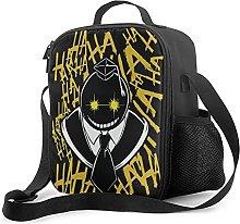 Insulated Lunch Bag Assassination Classroom Allien