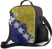 Insulated Lunch Bag Bosnian 2 Lunch Box with
