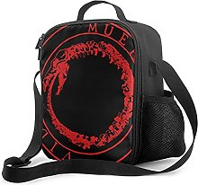 Insulated Lunch Bag Canserbero Muerte Vida