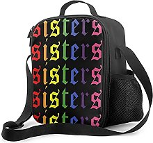 Insulated Lunch Bag Charles Sisters James Lunch