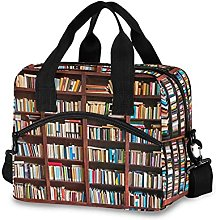 Insulated Lunch Bag Cooler Bag Educational Theme