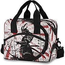Insulated Lunch Bag Cooler Bag Retro Japanese