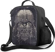 Insulated Lunch Bag Darth Vader Lunch Box with