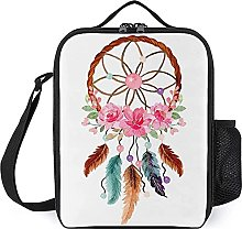 Insulated Lunch Bag Dreamcatcher Lunch Box