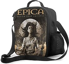 Insulated Lunch Bag Epica Lunch Box with Padded
