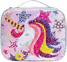 Insulated Lunch Bag for Kids Girls Lunch Box Tote