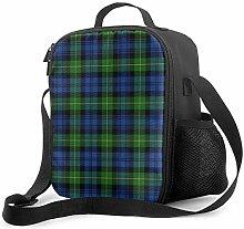 Insulated Lunch Bag Gordon HighlandersTartan