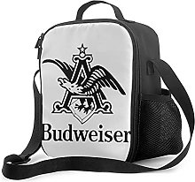 Insulated Lunch Bag Graphic Vintage Budweiser