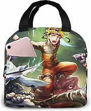 Insulated Lunch Bag Hokage Lunch Box Meal Bag