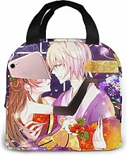 Insulated Lunch Bag Kamisama Love Lunch Box Meal